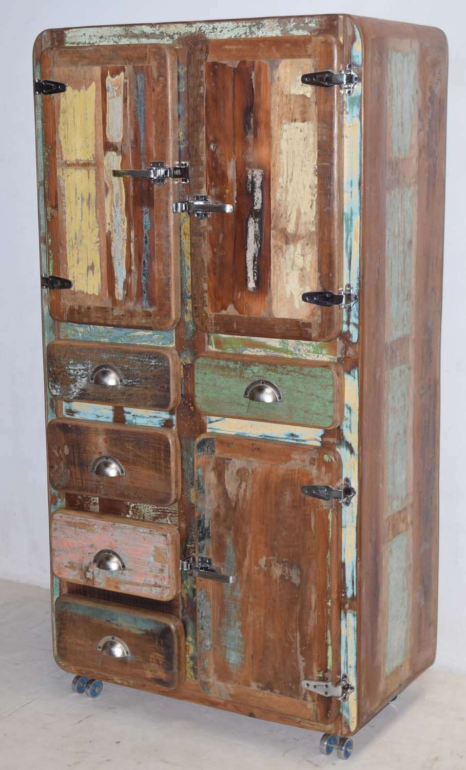 Reclaimed Recycled Wooden Cabinet. Jodhpur Furniture Factory