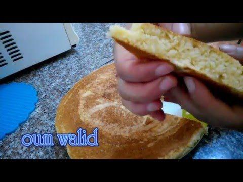 شهيوات ام وليد فطير بالحليب او الحرشة بالحليب Youtube Recipes Food Cooking Recipes