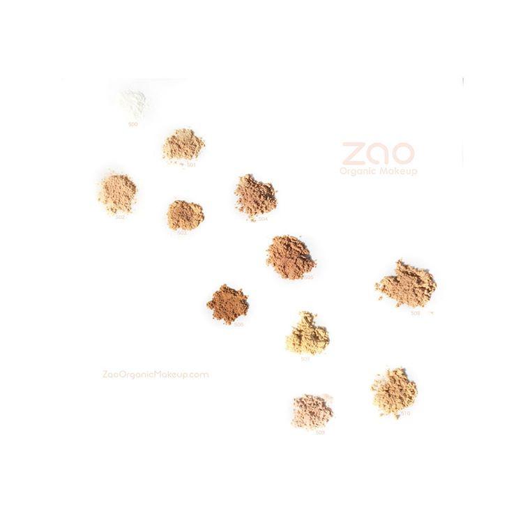 Organic Loose Powder Wonderful foundation quality coverage