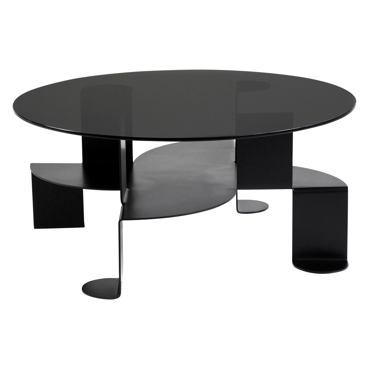 Aspa Round Coffee Table | Geometric Perfection in 2019