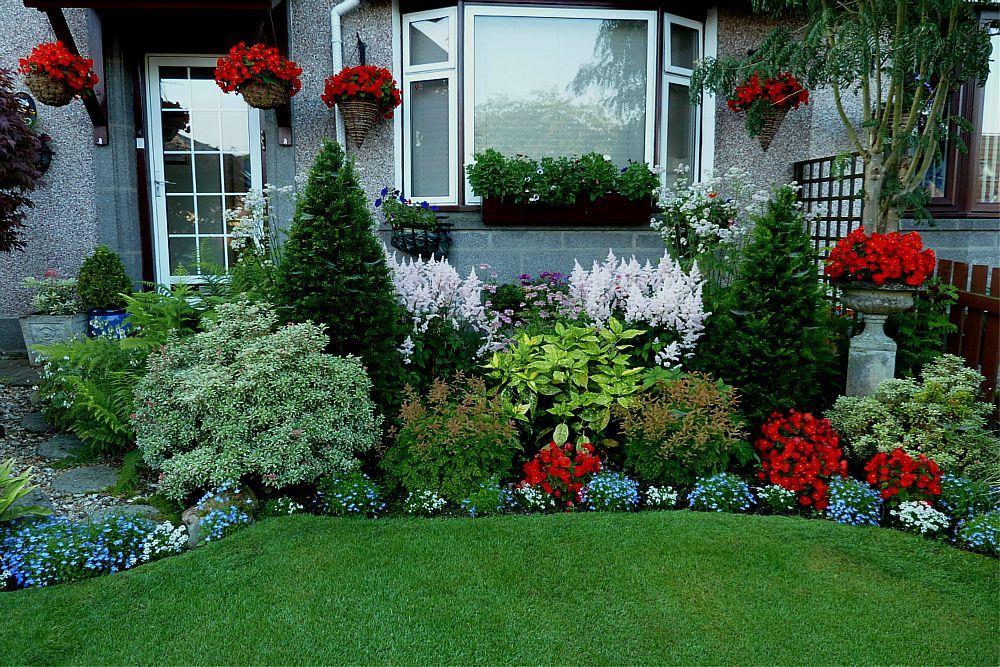Front Garden Ideas Front Garden Design Flower Garden Design