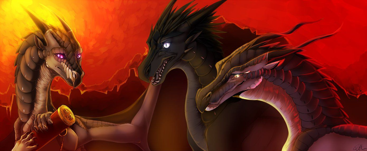 What Comes Of Wishful Thinking By Triplanet Deviantart Com On Deviantart Wings Of Fire Dragons Wings Of Fire Dragon Wings