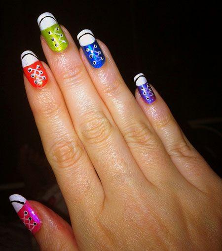 funky nail designs diy - Funky Nail Designs Diy Nailed It! Pinterest Funky Nail Designs