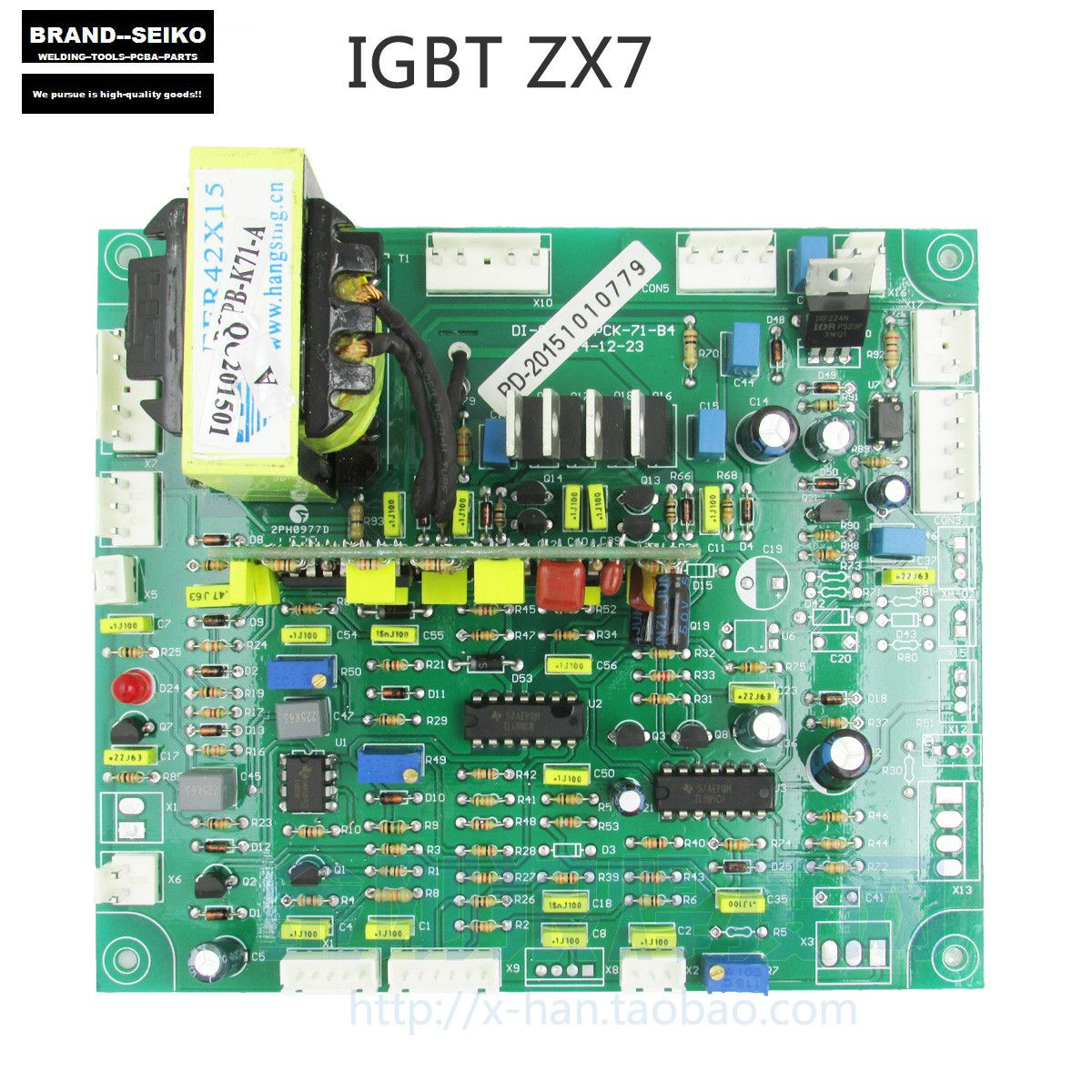Igbt Inverter Dc Manual Welding Machine Zx7 Motherboard Repair Pcb Universal Remote Control Circuit Board From Experienced Boards