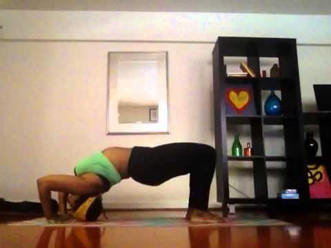 yogatonesbackbend urdhva dhanurasana mindfulness