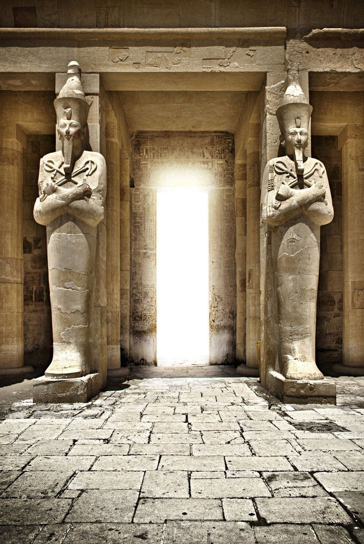 hatshepsut building program The chief recipient of hatshepsut's building program and the precious imports from punt was amun: the myrrh trees were planted in the forecourt of deir el-bahari 'so that amen might walk in the garden she made for him there.