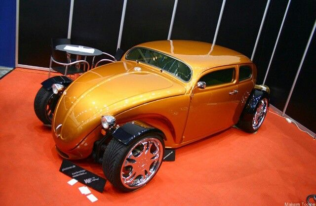 Beautiful VW Hot Rod