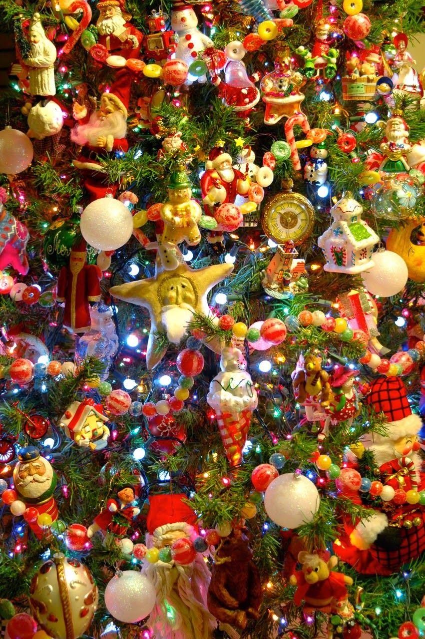 A Becca Blog: Candy Shop Christmas Tree