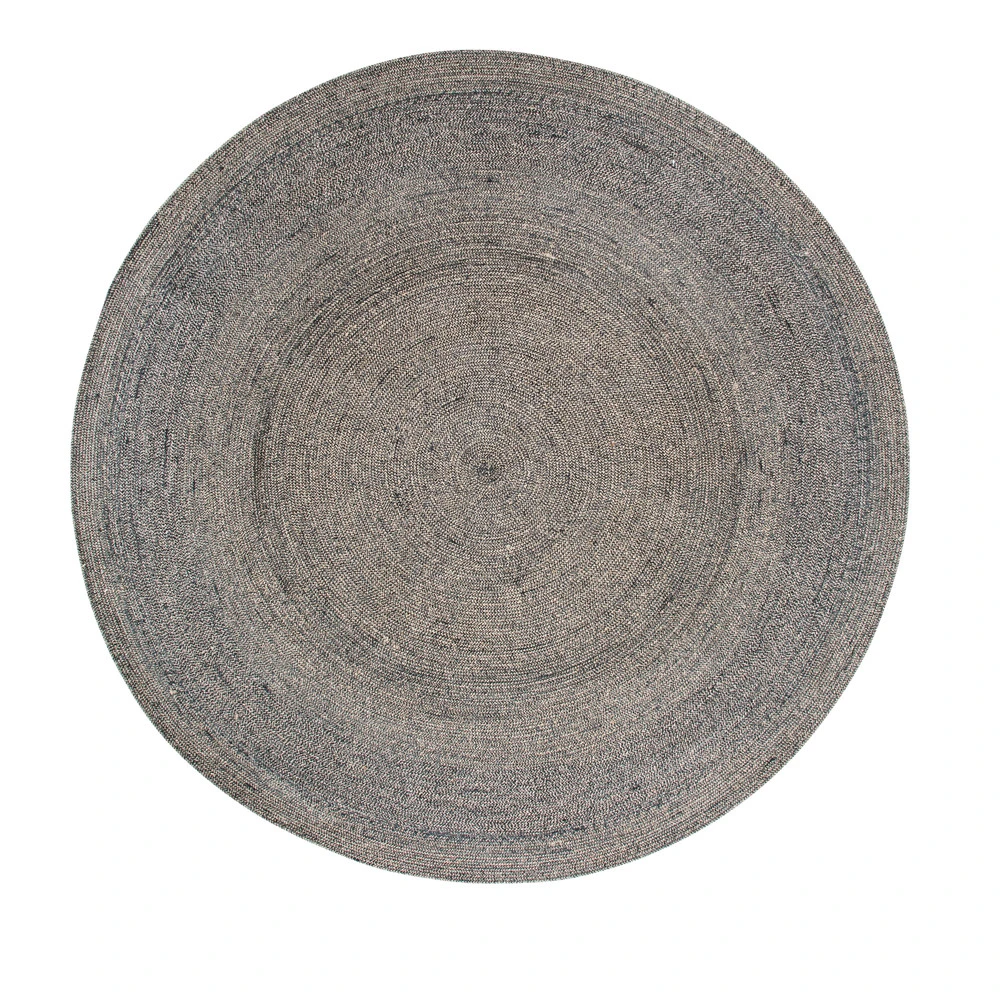 Tappeto rotondo in iuta, d. 180 cm Jute rug, Rugs on