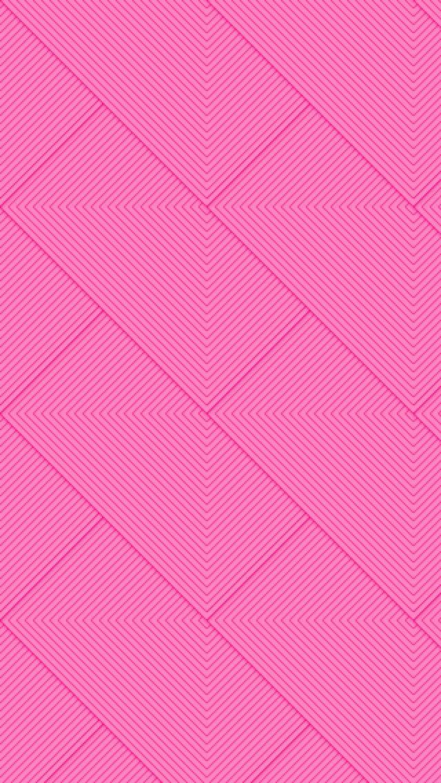 Plain Pink Wallpaper For IPhone Plus Simple