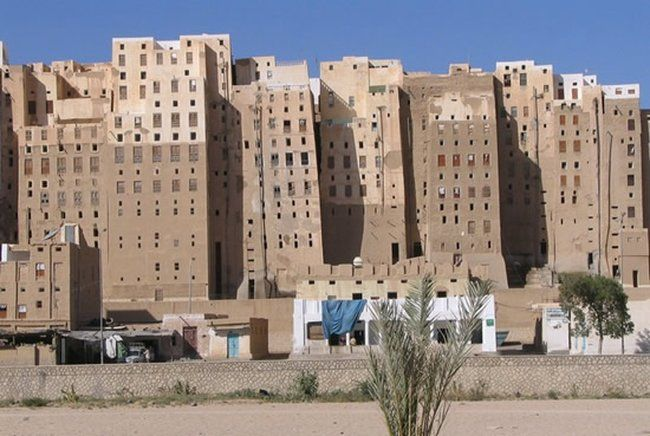 Shibam In Yemen Is Often Called The Oldest Skyscraper