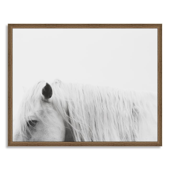 Framed Prints - Horses | Wall wood, Horse and Framed prints
