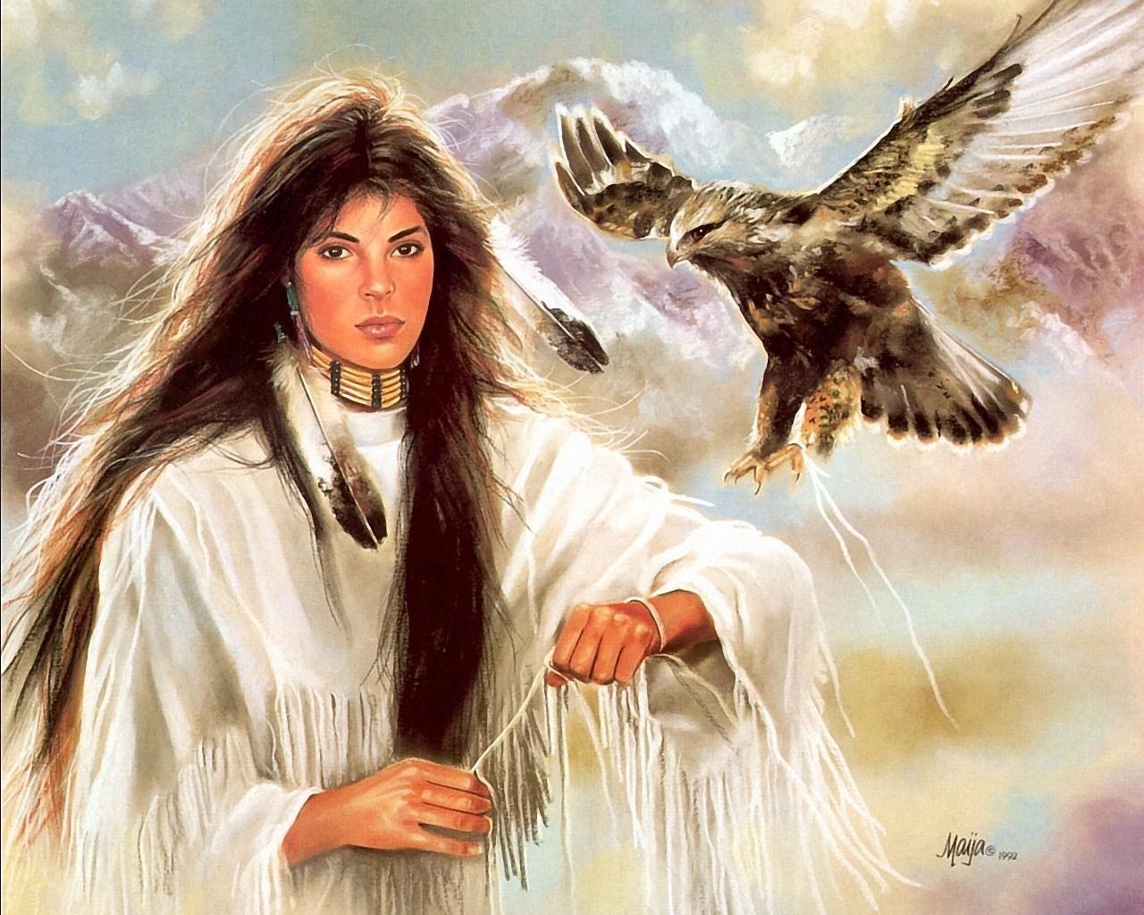 Native American Art Wallpaper file name native american