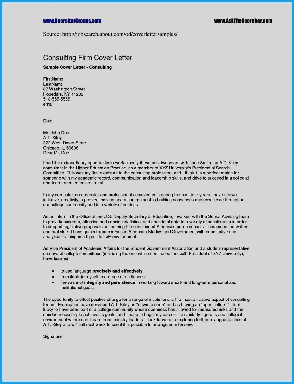 Fresh Sample Job Recommendation Letters Cover Letter Template