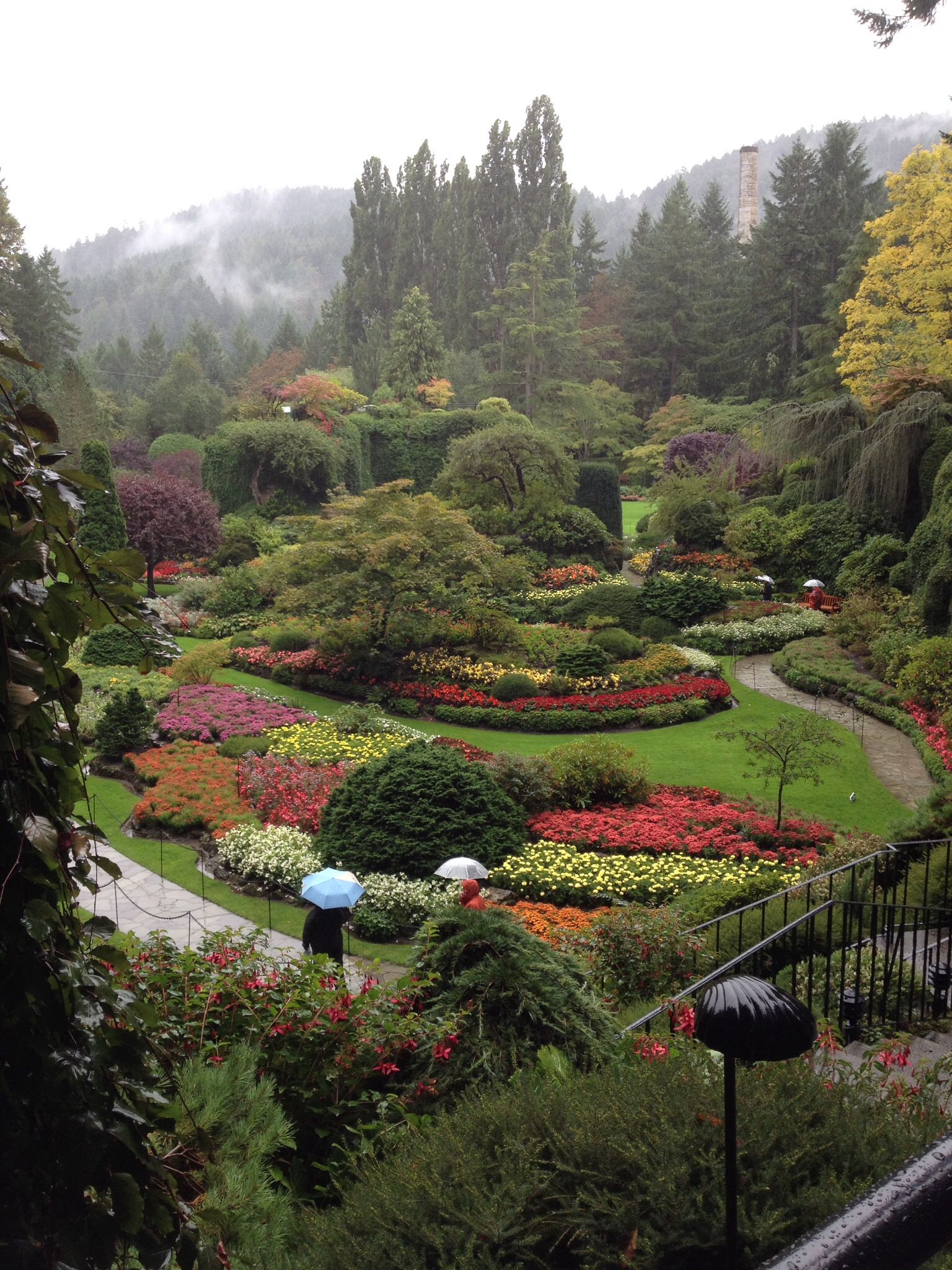 Butchart Gardens in Victoria Canada--Gorgeous! | Take Me Away ...