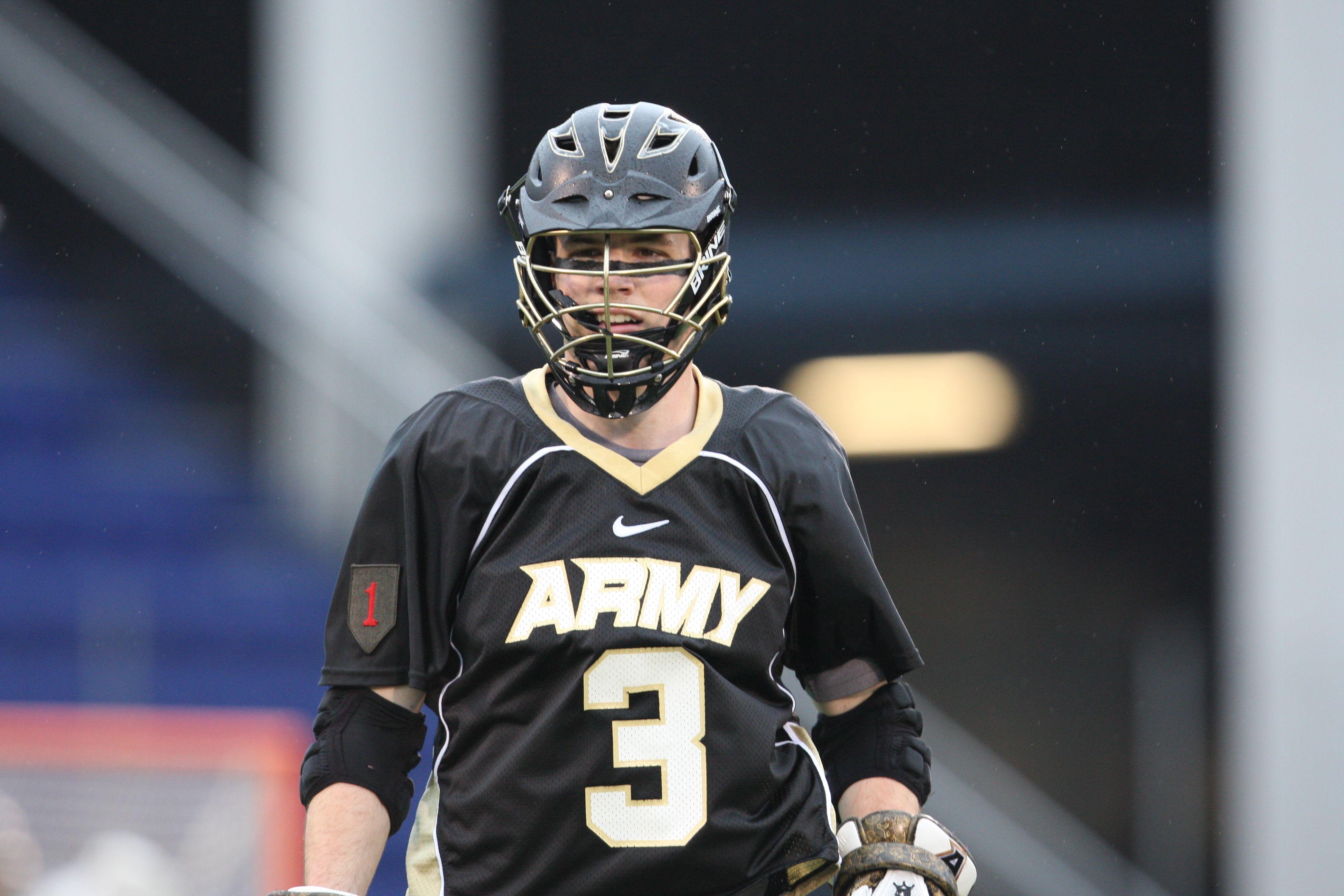 Army Lacrosse Black Jersey Lacrosse Football Helmets Jersey