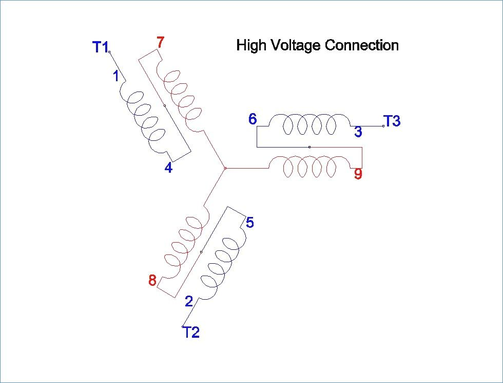 Dual Voltage Single Phase Motor Wiring Diagram Kanvamath Org ... on