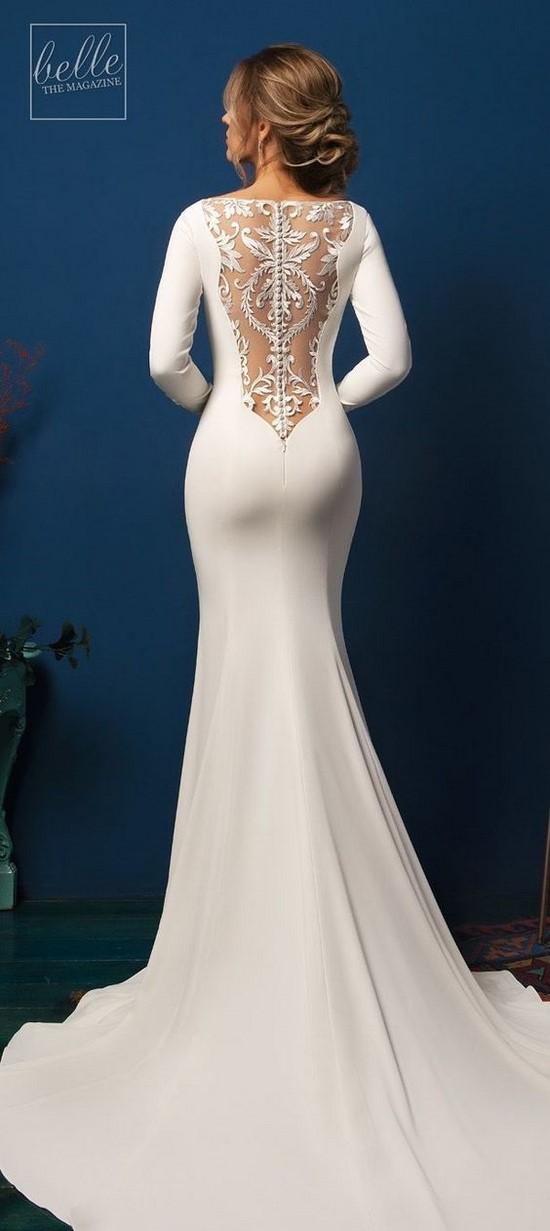 Главные тренды и тенденции свадебной моды 2020: свадебные ...