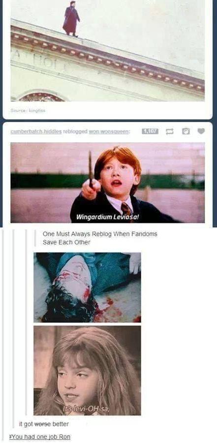 When Tumblr Went Straight Up Morbid Harry Potter Series Sherlock Harry Potter Memes