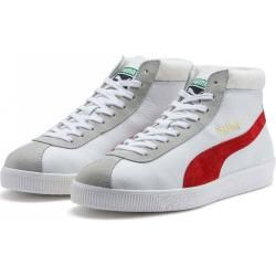 Photo of Puma Basket '68 Mid Unisex Sneaker weiß Puma