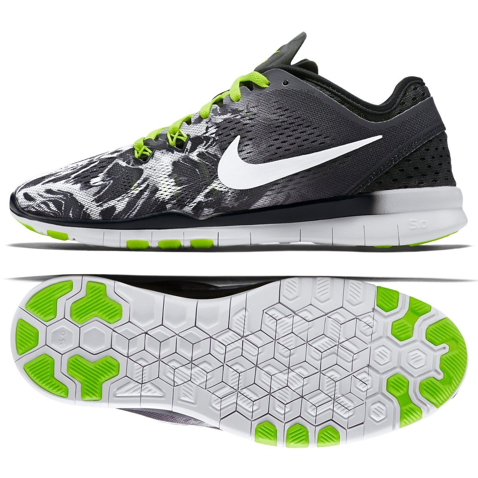 best service 9ee11 18cdf Details about New Nike Women Free 5.0 TR Fit 5 PRT Training ...