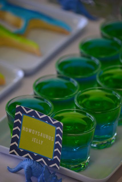 Little Big Company The Blog A Super cute Dinosaur Party by