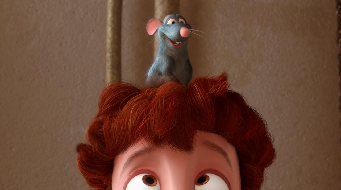 Remy And Linguini Make A Great Team Ratatouille 2007 Peliculas De Disney Fondos De Pantalla De Peliculas Pixar
