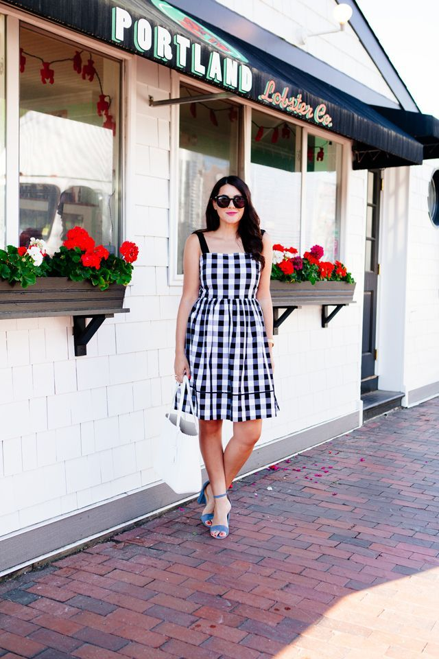 Gingham on The Go