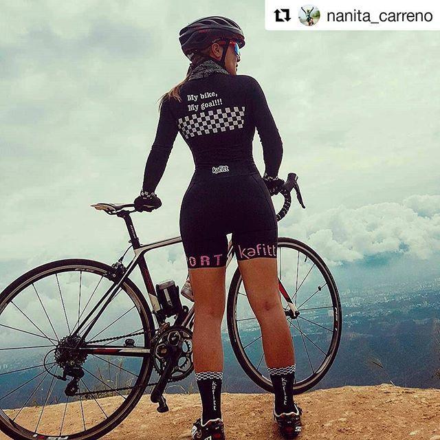Repost Nanita Carreno Get Repost My Bike My Goal
