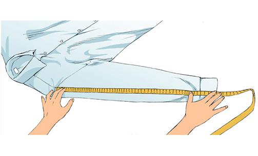 Image result for tabella antropometrica taglie uomo