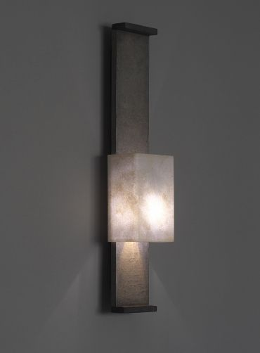 Ultra tall slim wall light designed by hannah woodhouse for vip hannah woodhouse sculptor and lamp maker makes beautiful limited edition bronze floor lamps table lamps and wall lights for the most sumptuous interiors audiocablefo light catalogue