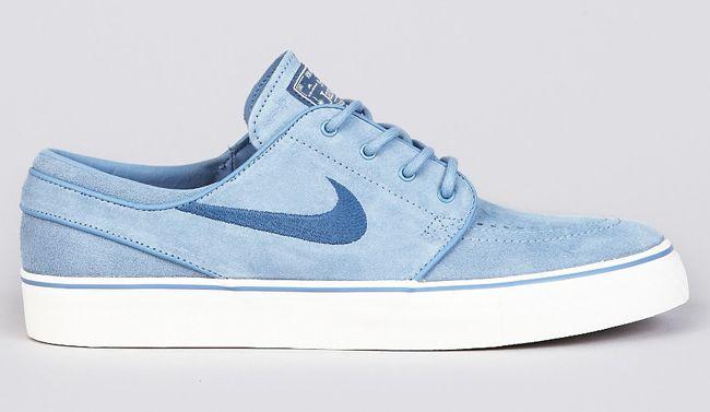 Nike SB Zoom Stefan Janoski Low - Work & Utility Blue ...