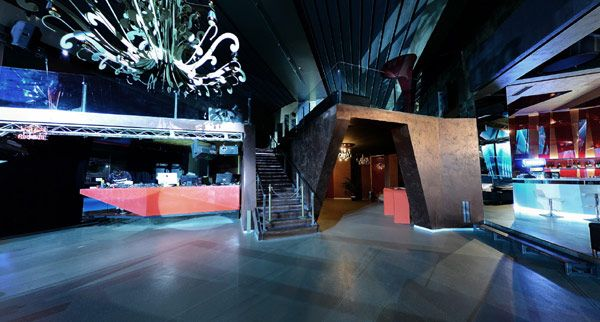 Luxurious Industrial Venue Design with Best Interior Fascinating