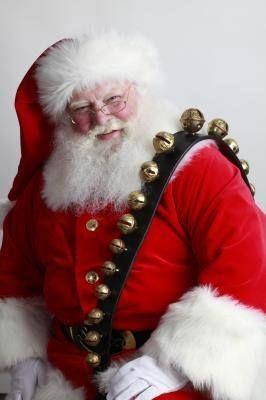 Jingle Santa...