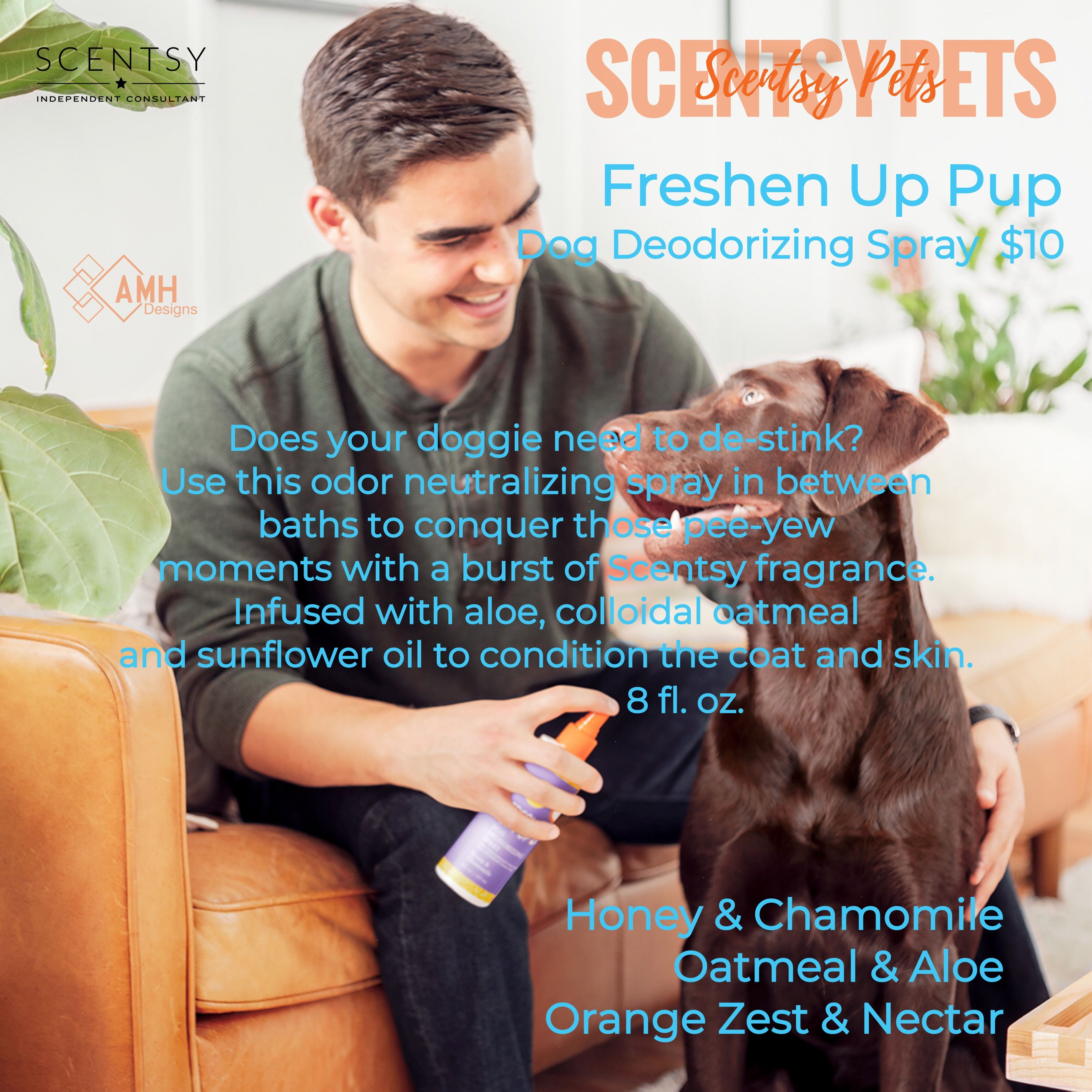 Freshen Up Pup Scentsy, Scentsy fragrance, Scentsy business