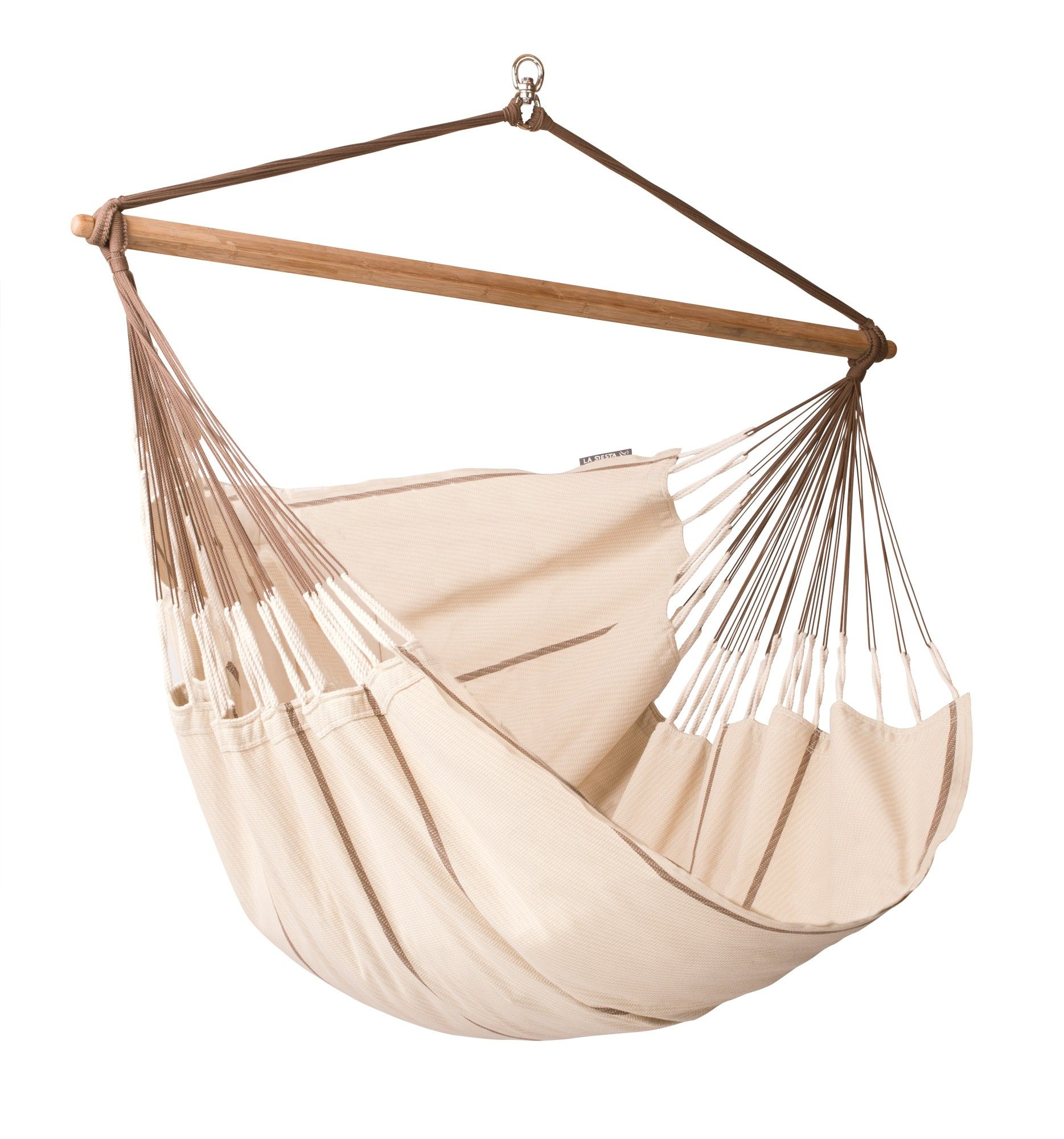 La siesta hammocks and chairs hammock chair lounger habana nougat