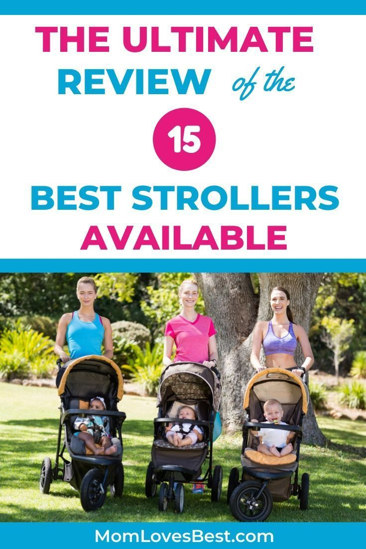 15 Best Strollers (2020 Reviews & Buying Guide) in 2020
