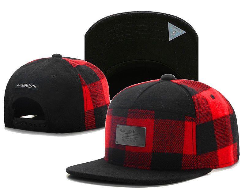 dfffef66 Hot Hip Hop Men's Cayler Sons Cap Adjustable Baseball Snapback Cool Hat Red  139 #ebay #Fashion