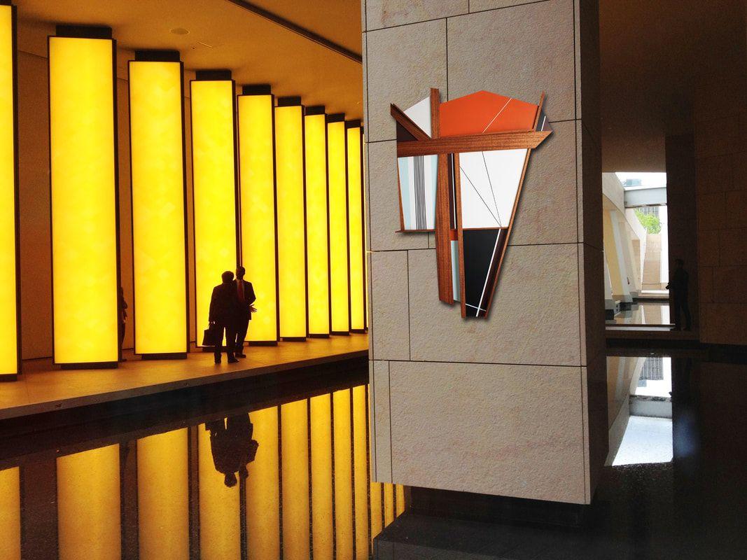 Corporate Art Installation. Corporate Art, Hospitality Art ...