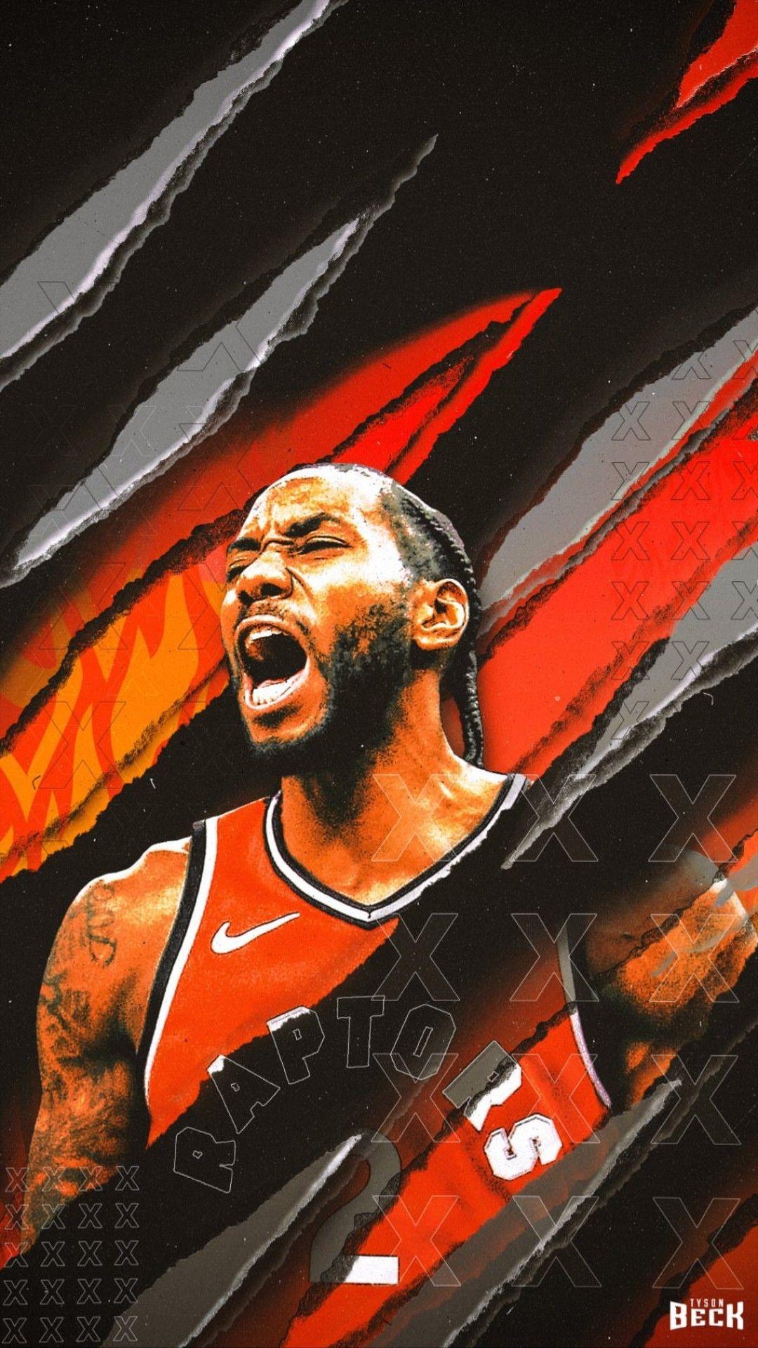 Kawhi Leonard Wallpaper Raptors Basketball Nba Basketball Nba