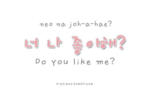 yes yes i do korean korean words learn hangul korean phrases