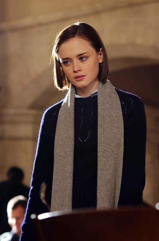 Why Was Rory So Harsh Hair Styles Gilmore girls