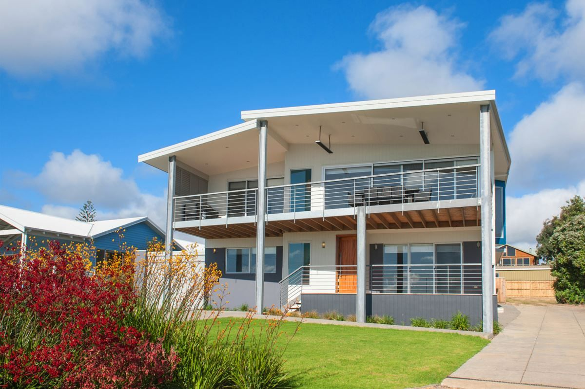 Located On Gifford Road The Home Provides Stylish Family Accommodation Just 200 Metres From The