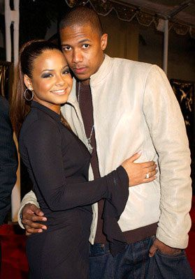 Nick Cannon Interviews His Ex Christina Milian Christina Milian