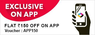 GET FLAT DISCOUNTS ON MOBILE APP