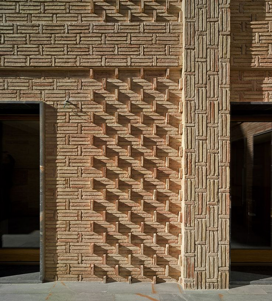 Stunning Brick Architecture Inspirations (105 Photos