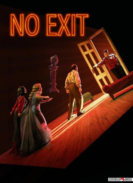 No Exit & Three other Plays - Jean-Paul Sartre - Tap to see more great collections of e-books! - @mobile9