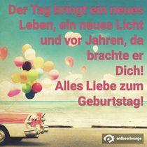 Geburtstagssprüche Geburtstag Pinterest Geburtstag Geburt Und