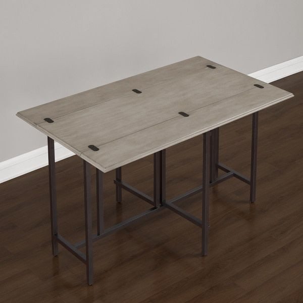 Convertible Wood Dining Table Grey Home Sweet Home Pinterest