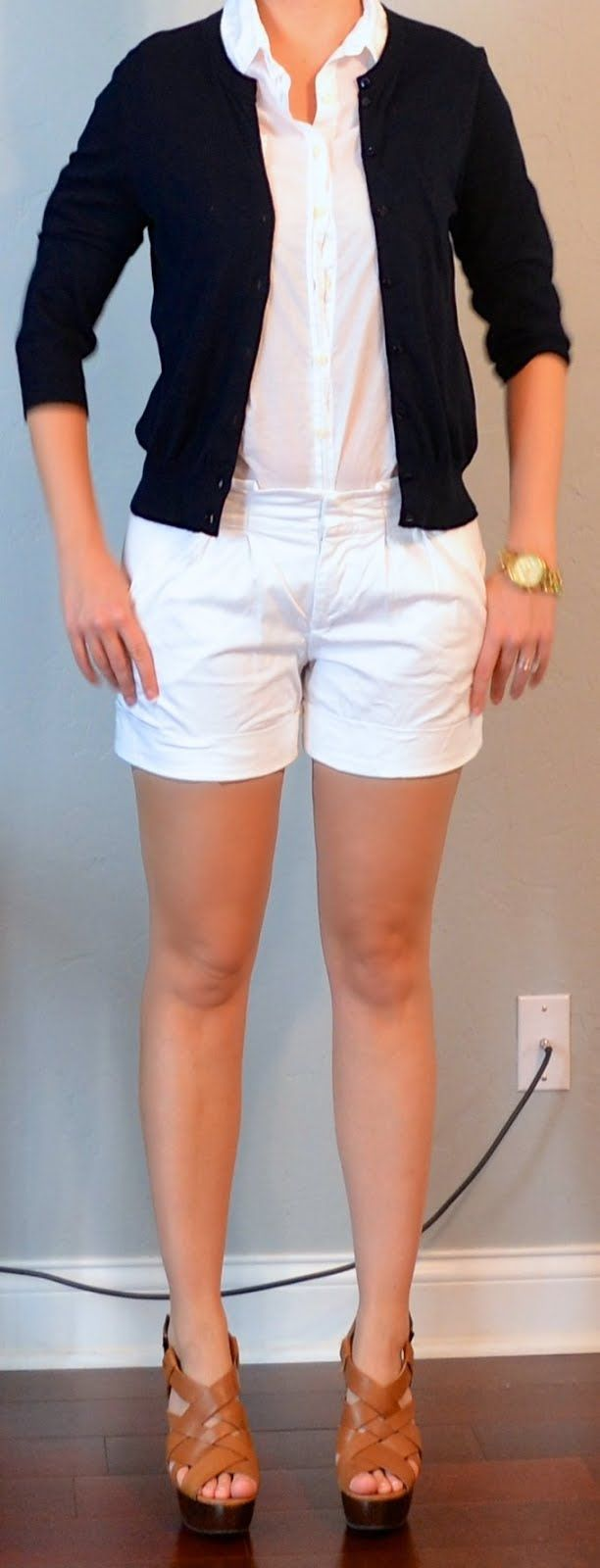 Outfit Posts: (outfit 8) one suitcase: beach vacation capsule wardrobe
